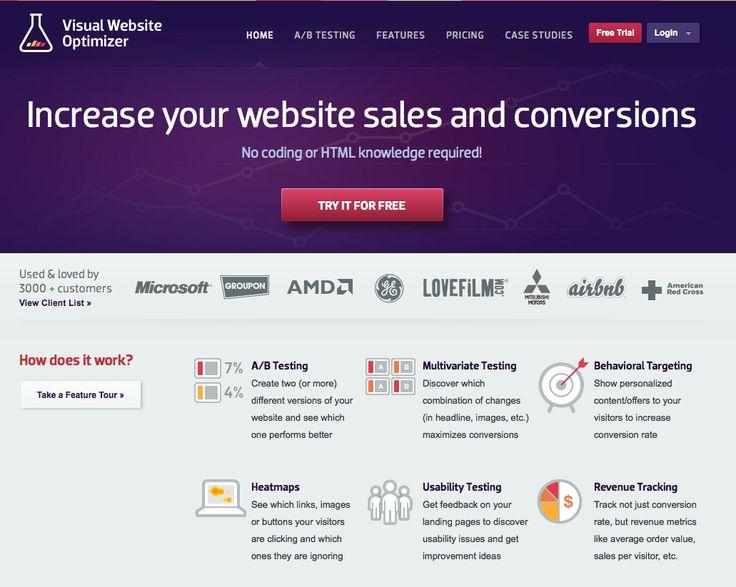 Visual Website Optimizer