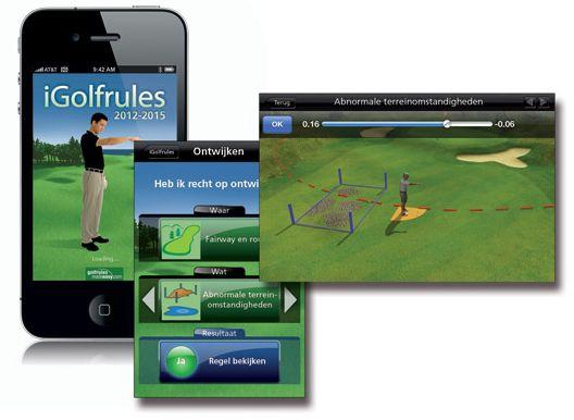 Artigo Golf App